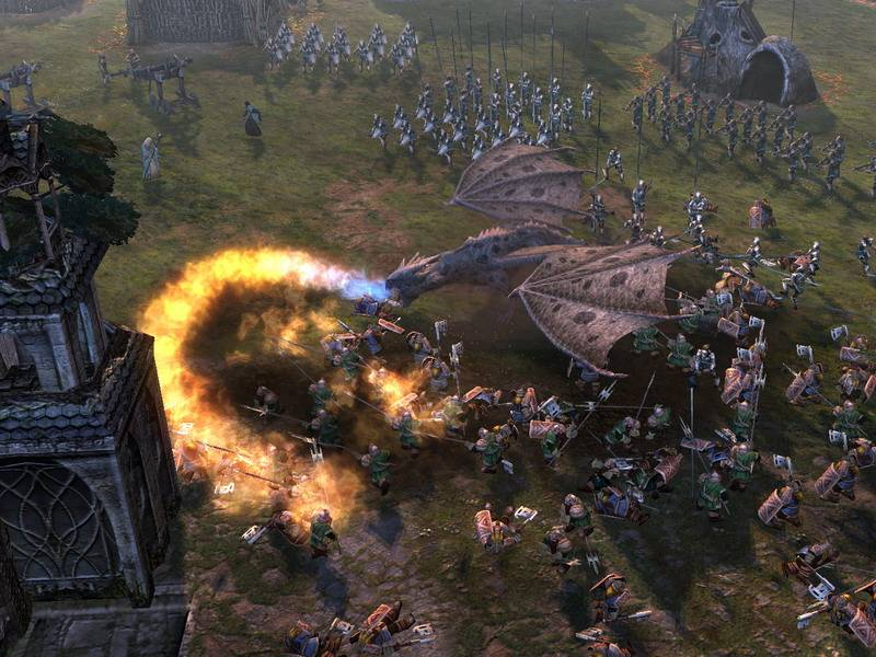 Battle For Middle Earth II CE