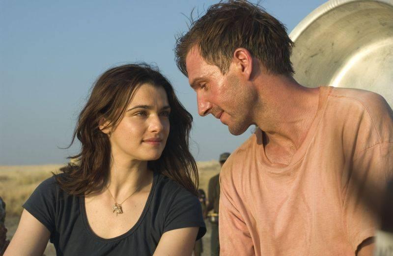 Golden Globe díjas filmek az SPI-nél, Az elszánt diplomata nyereményjáték