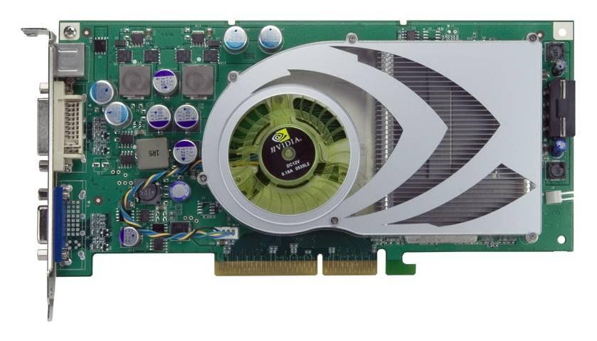 GeForce 7 kártya AGP verzióban is