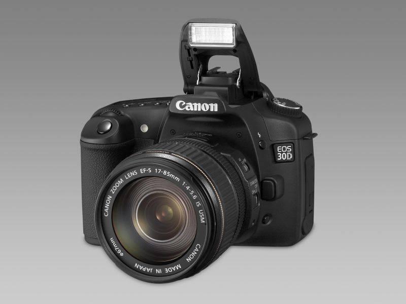 Bemutatták a Canon EOS 20D utódját