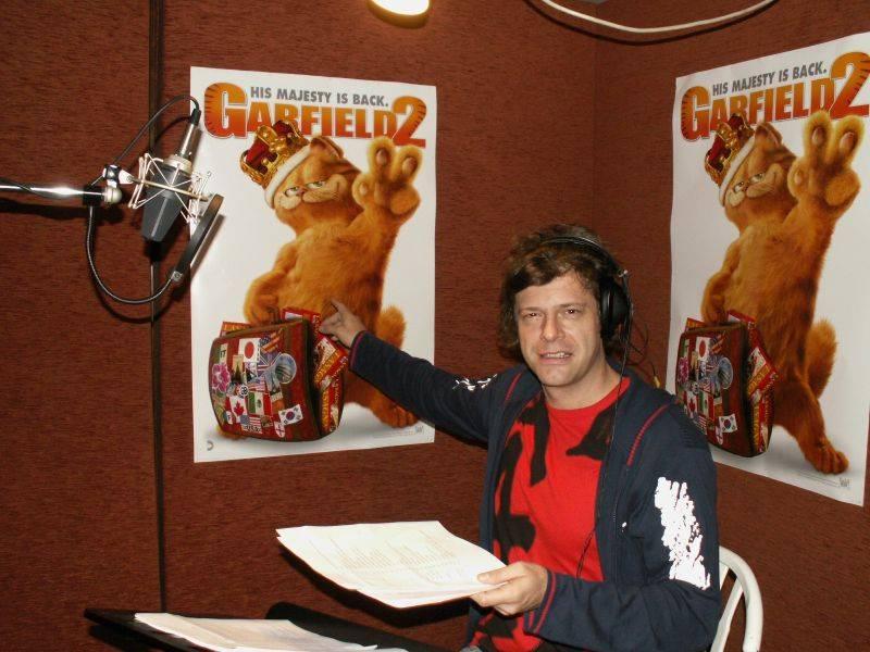Garfielddal újrázik Tilla