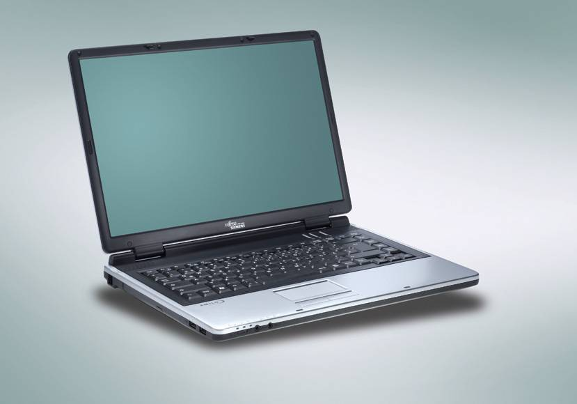 Fujitsu-Siemens noteszgép AMD Turion 64 X2 mobil technológiával