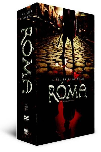 Róma - Véres csaták és vad orgiák a Caesar korabeli Rómában