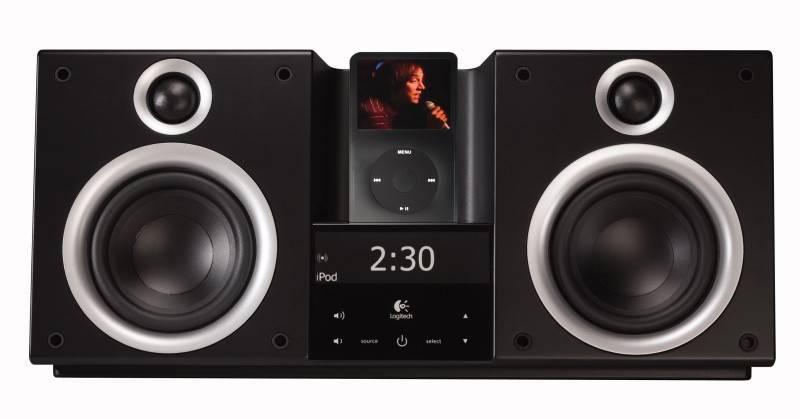 Két új hordozható iPod hangszóró a Logitechtől