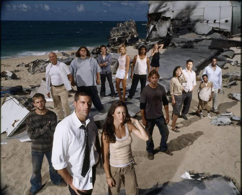DVD-n a Lost – Eltűntek teljes első évada