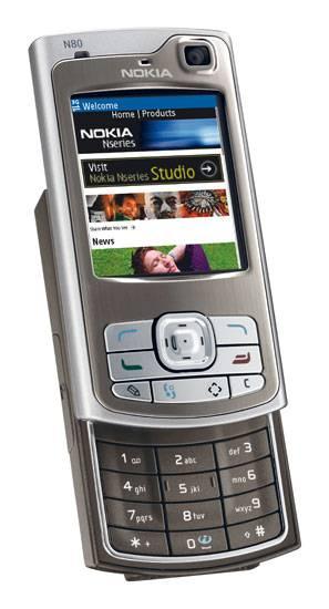Wifi csatlakozás a Nokia N80 Internet Editionben