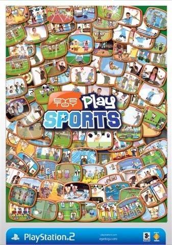 101 EyeToy sportjáték egy csomagban
