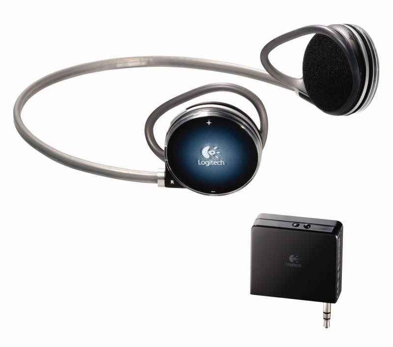 Logitech FreePulse vezeték nélküli fejhallgatók