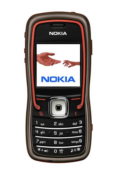 Nokia 5500 Sport Music Edition - mobiltelefon sportoláshoz