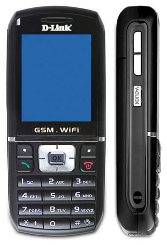 D-Link V-Click: szolgáltatófüggetlen GSM/Wi-Fi telefon