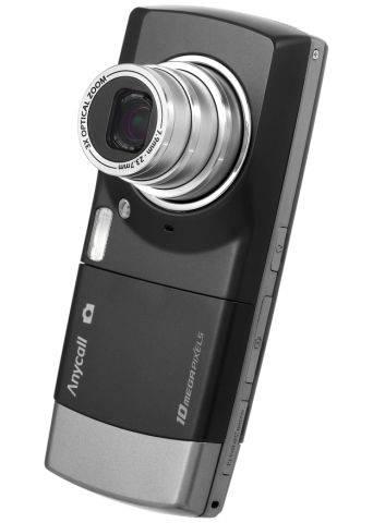 10 megapixeles kamera-telefon