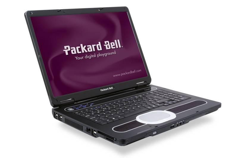 NVIDIA GPU-k és chipsetek Packard Bell notebookokban