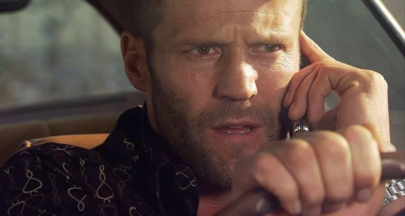 Jason Statham hiperaktív
