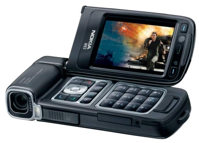 M:I III Nokia telefonokra