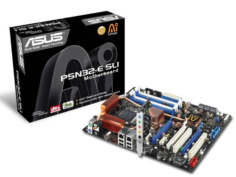 Négymagos processzor és quad-SLI támogatás az új ASUS alaplapon