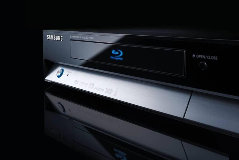 Az első tömeggyártású Blu-ray lejátszó a Samsungtól