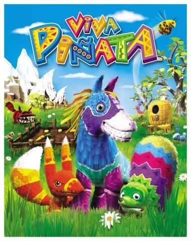 Boltokban a Viva Pinata