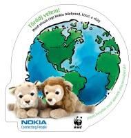 December 7-én újra elindult a Nokia és a WWF közös telefongyűjtő akciója