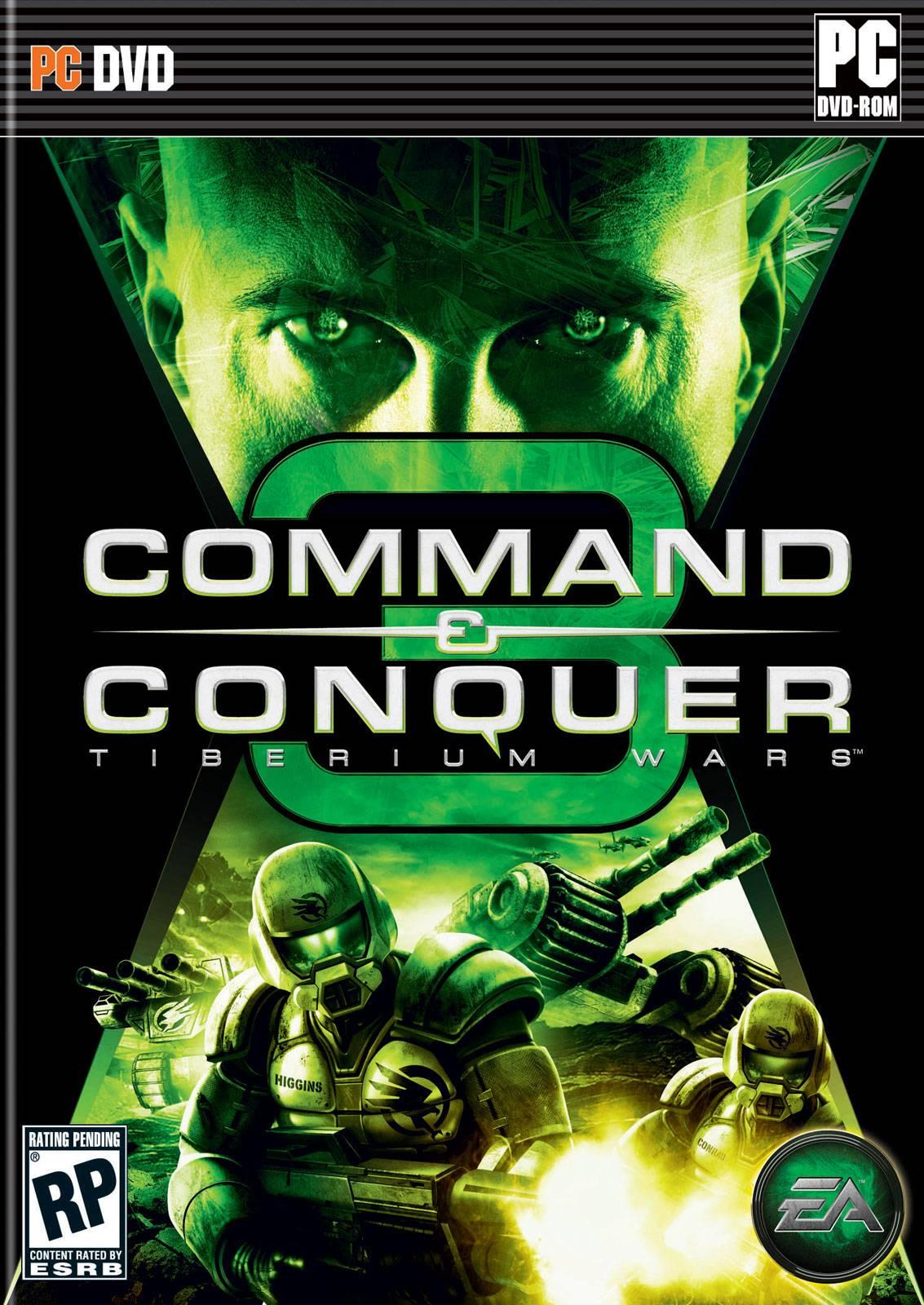 Command & Conquer 3: Tiberium Wars megjelenési dátum