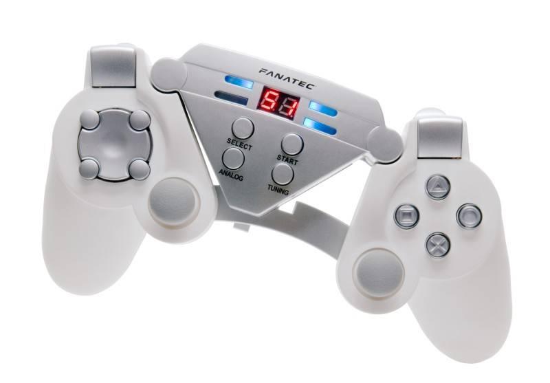 FANATEC Speedster Controller PS2-höz