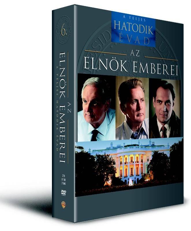 Jön az Elnök emberei 6. évadja