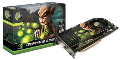 Gyárilag túlpörgetett GeForce 8800 GTX a Point of View-tól