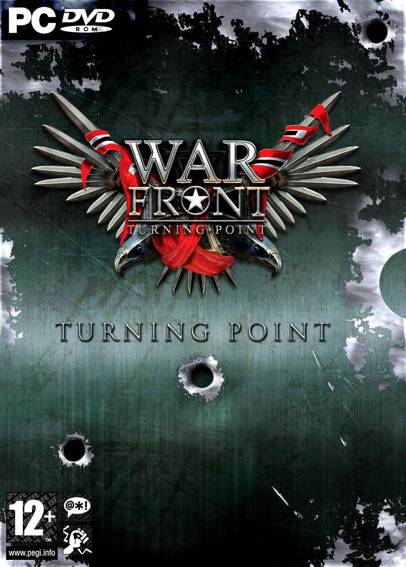 Megjelent a War Front: Turning Point