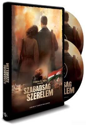 Szabadság, szerelem DVD dedikálás