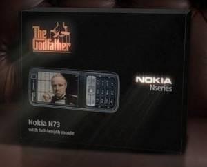 Nokia N73 és A keresztapa
