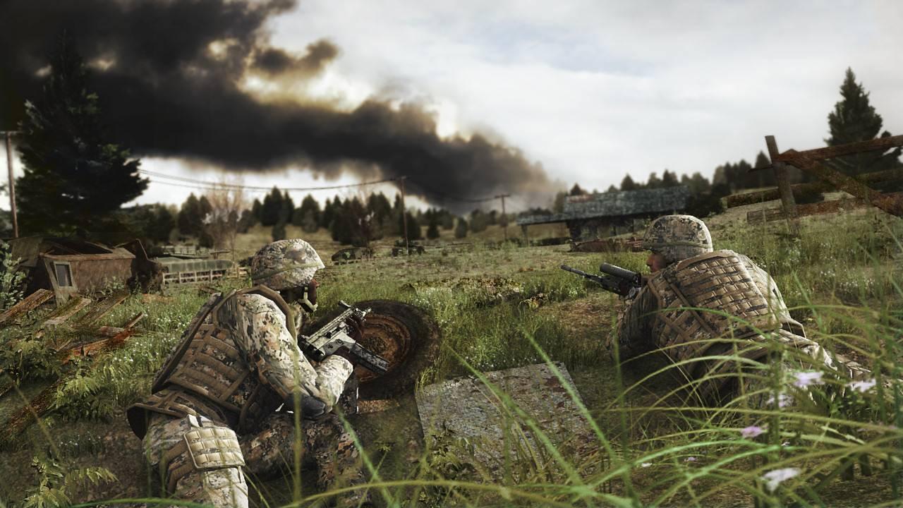 Operation Flashpoint 2 - az első kép