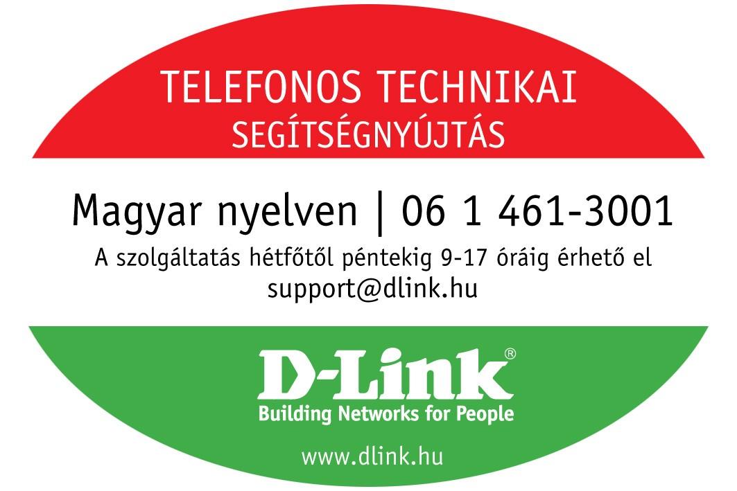 D-Link matricák