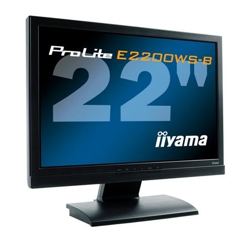 22 collos LCD monitor elérhető áron az iiyamától