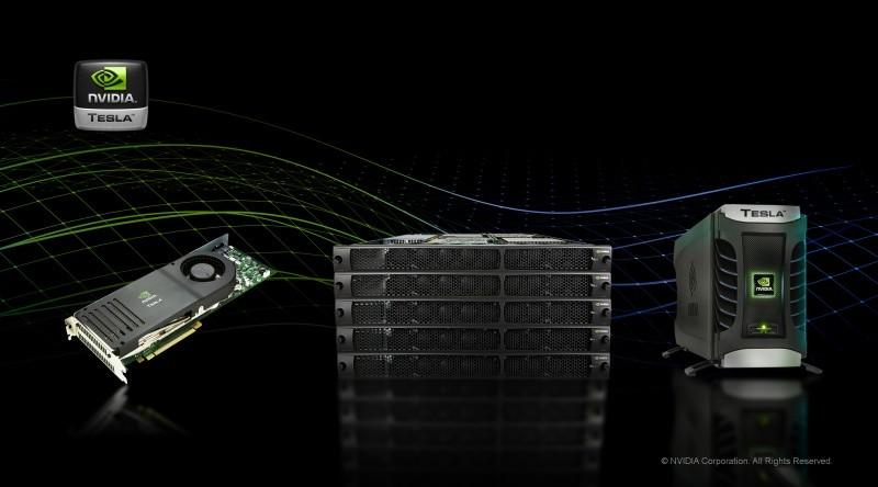 NVIDIA Tesla - GPU-k a nagy számításigényű feladatok szolgálatában