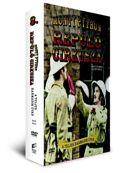 Augusztus végén jön a harmadik Monty Python évad