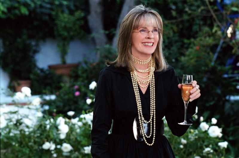 Diane Keaton, mint minden lében kanál anya