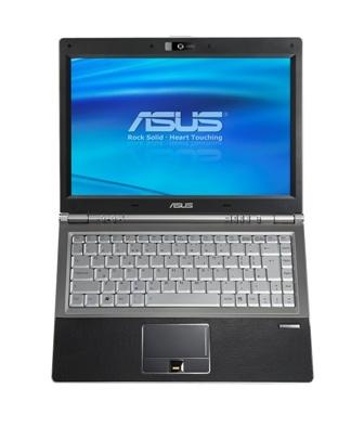 Asus U3 - új notebook