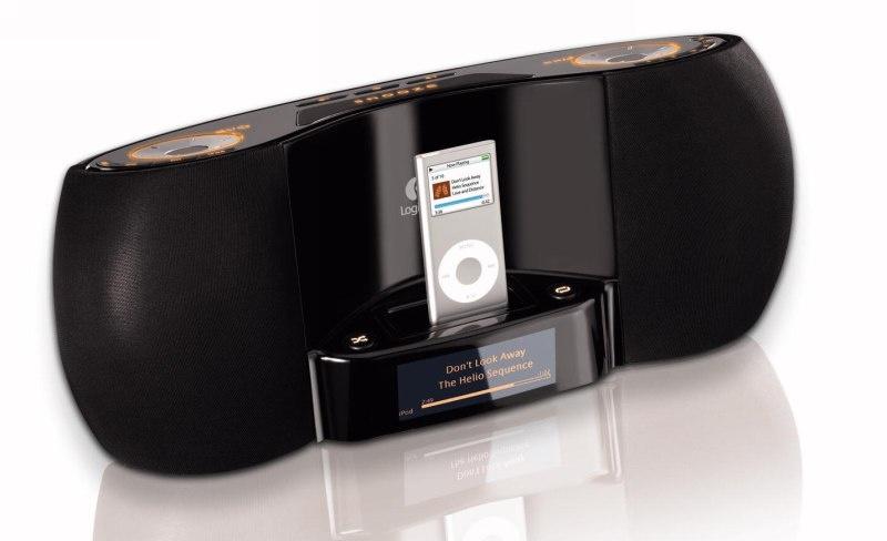 Új Logitech hangszórórendszer iPod-okhoz