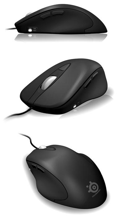 Két egeret dob piacra a SteelSeries