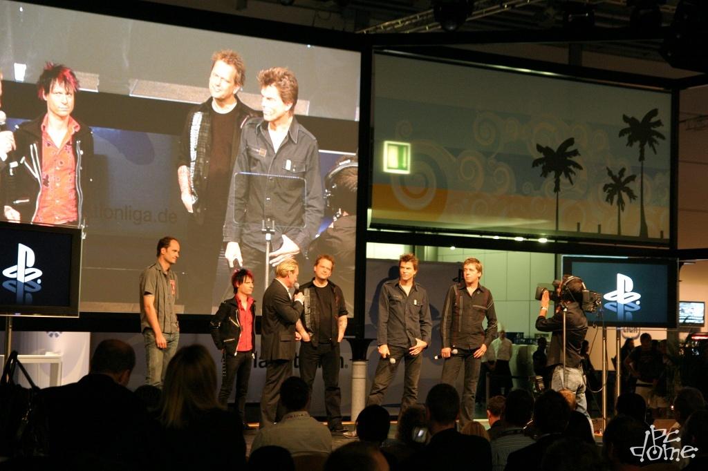 Die Toten Hosen: élőben a GC-n