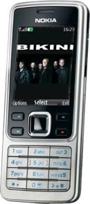 Nokia 6300 - Bikini Edition