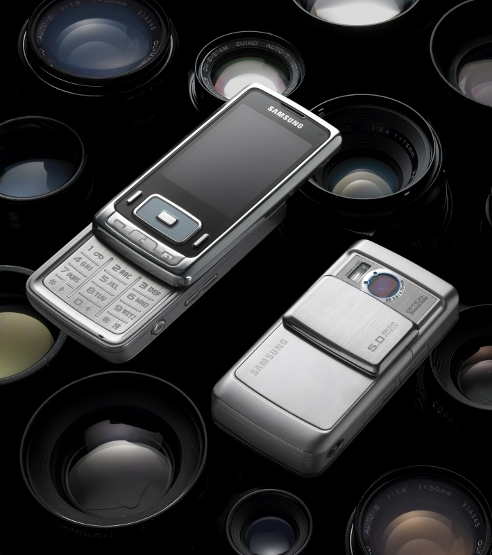 A Samsung bemutatja a G800-at