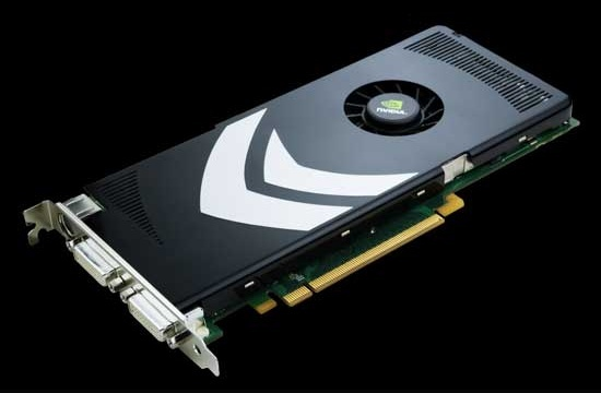 8800 GT - új kártya a nyolcadik GeForce szériában