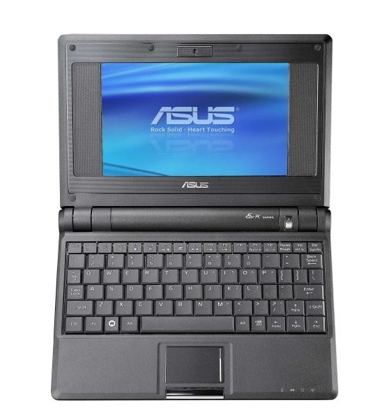 Jövőre érkezik csak Magyarországra az ASUS Eee PC-je