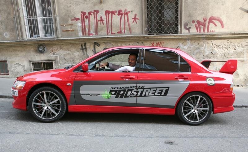 Próbáld ki az új Need for Speedet!