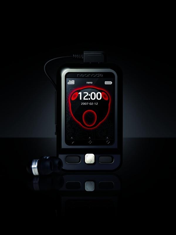 Neonode N2: Új érintőképernyős mobiltelefon