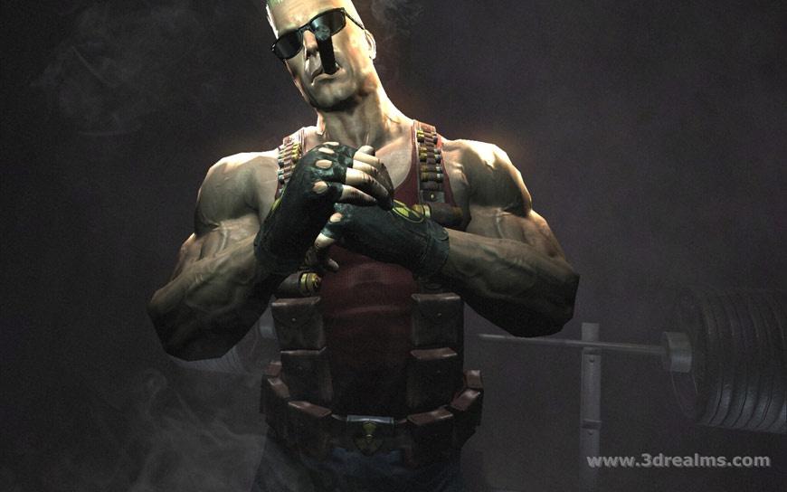 Duke Nukem Forever -  ma jön a trailer (?!), kép