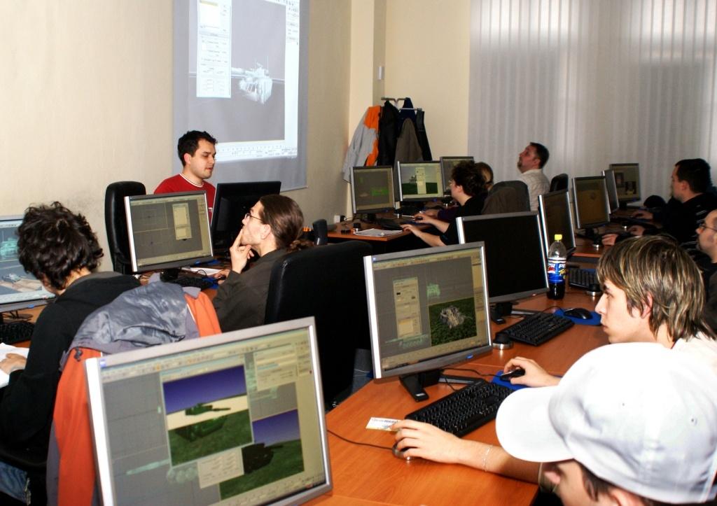 Oktatóközpontot nyitott a 3D Brigade