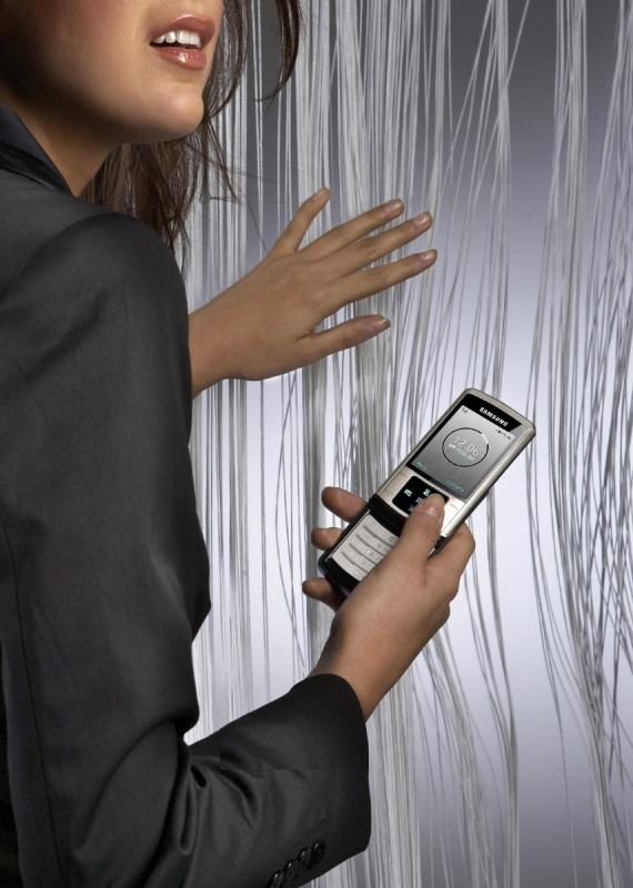 Samsung - új kamerás mobil
