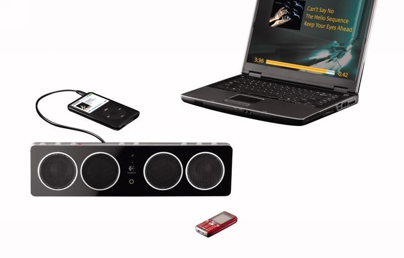 Logitech - bemutatták a Pure-Fi hangszórókat