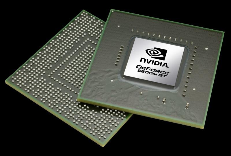 Noteszgépekhez érkezik az NVIDIA GeForce 9M sorozat